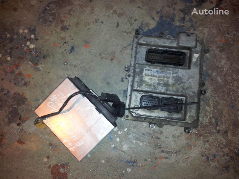 блок управления MAN TGA, TGX ignition set, EDC, ECU, BOSCH 0281020067 + FFR 81258057 для тягача MAN TGA TGX 440PS
