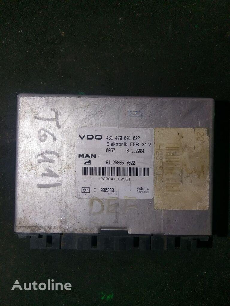 блок управления MAN VDO Elektronik FFR 461470001022 81.25805.7022 (0057 I - 000360) для тягача MAN TG