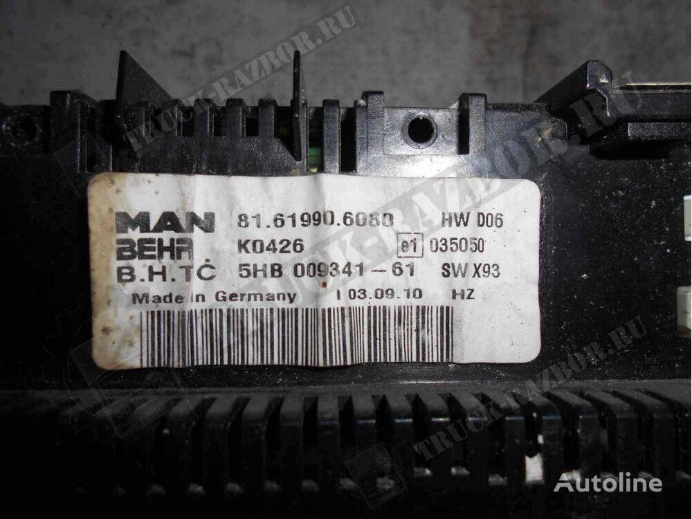 блок управления MAN отопителя (81619906080) для тягача MAN