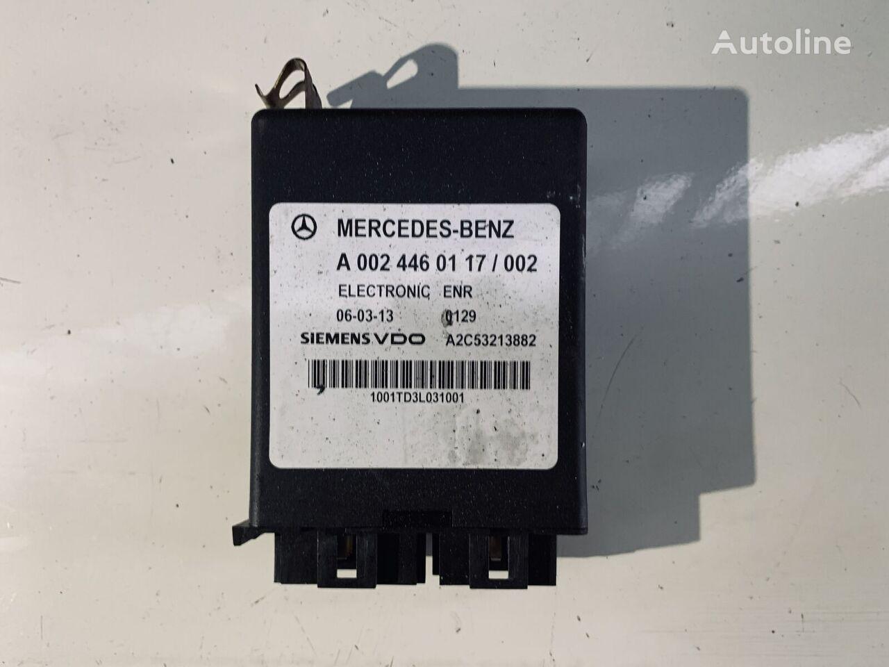блок управления MERCEDES-BENZ 1824 (Siemens VDO) для грузовика MERCEDES-BENZ
