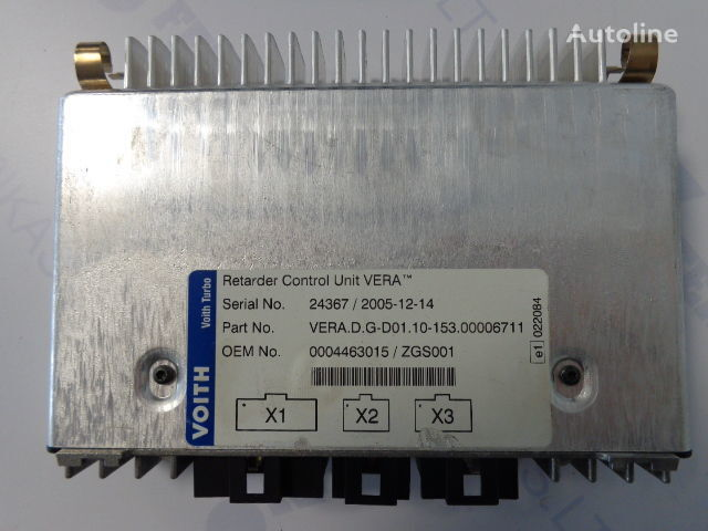 блок управления MERCEDES-BENZ Control unit 0004460715, 4461260110, 4461260010, 4461260260