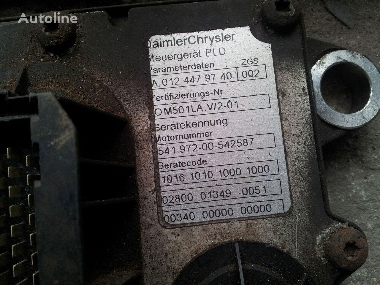 блок управления MERCEDES-BENZ actros, atego, engine computer MR unit, PLD, MR control unit, EU для тягача MERCEDES-BENZ Actros