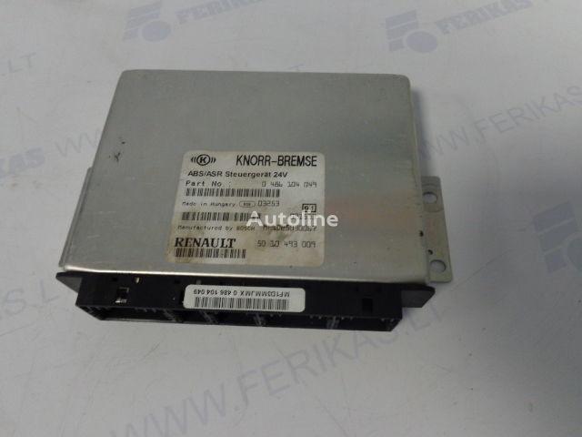блок управления RENAULT ABS control units 0486104049, 5010493009