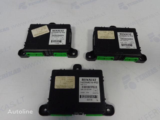 блок управления RENAULT ECS control units 7420569216, 7420569216, 7420569216