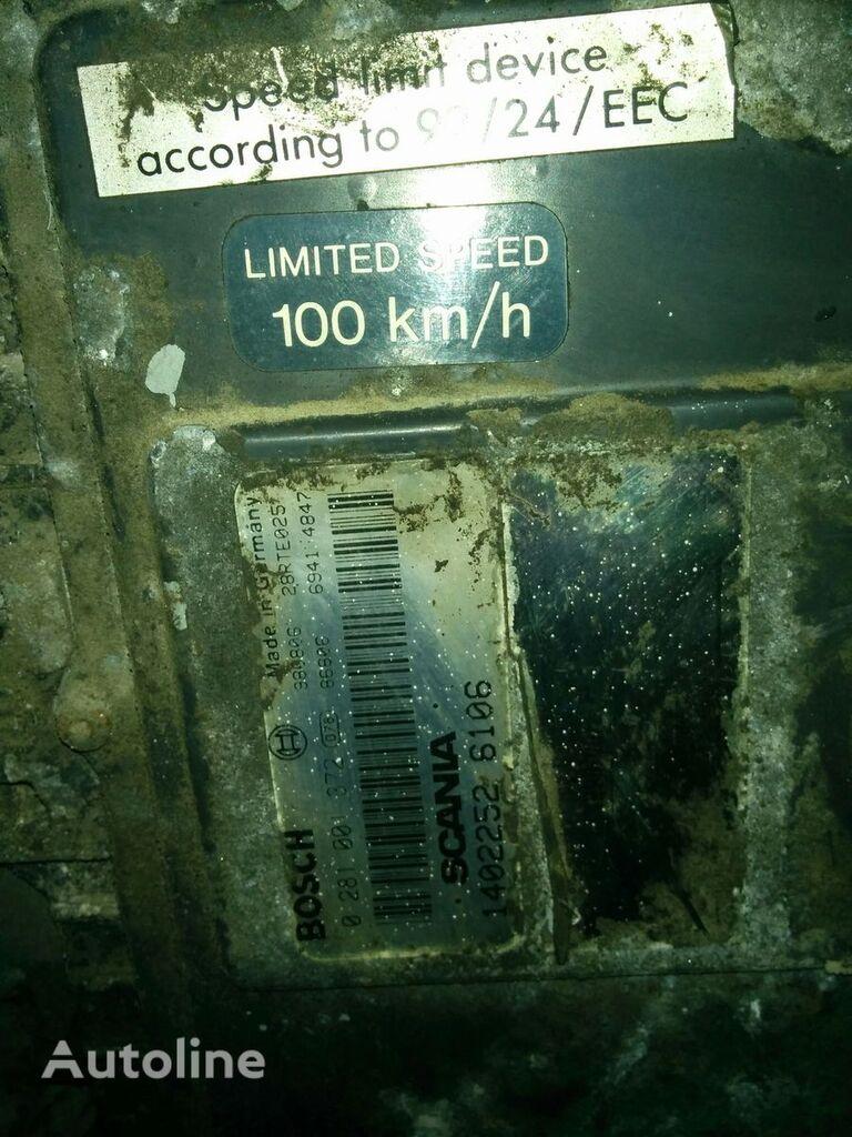 блок управления SCANIA Bosch 0281001372 \\ 14022526106 для автобуса SCANIA 124