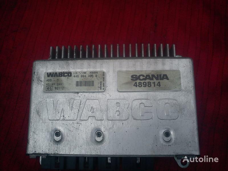 блок управления SCANIA Wabco C3-4S/M 4460040850 . 4480030790. 4460030510. 4460040540.44 для грузовика SCANIA