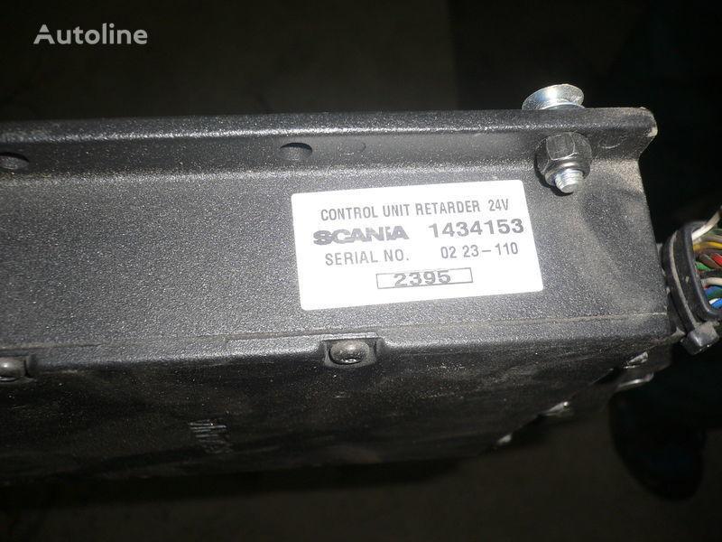 блок управления SCANIA Скания 1434153 . 1505135 . 1362616. 488207 для тягача SCANIA 124
