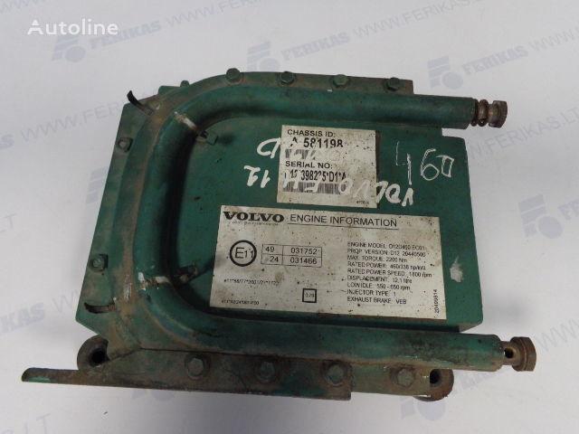 блок управления VOLVO D12D engine control units EDC ECU 03161962, 08170700, 20977019