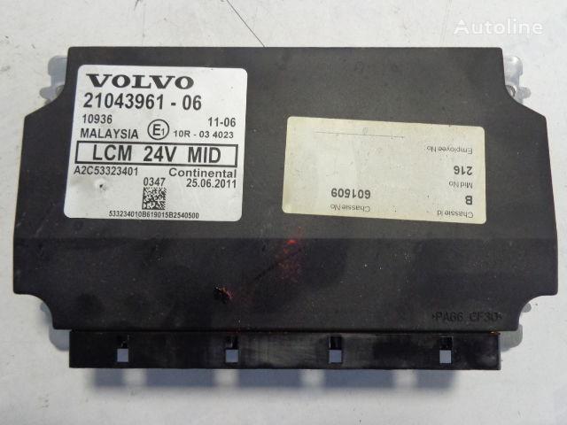 блок управления VOLVO LCM light control units 21043961, 20744283,20427169,20514900,207 для тягача VOLVO FH