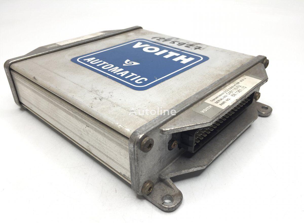 блок управления Voith Gearbox Control Unit для тягача SCANIA 4-series 94/114/124 bus (1995-2005)