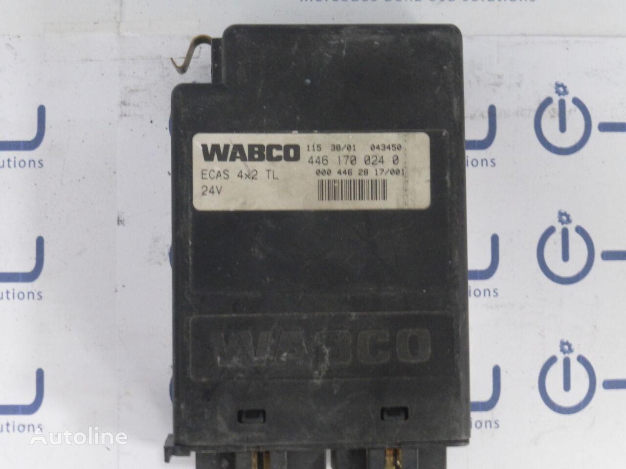 блок управления WABCO A 0004462817 для грузовика MERCEDES-BENZ ACTROS