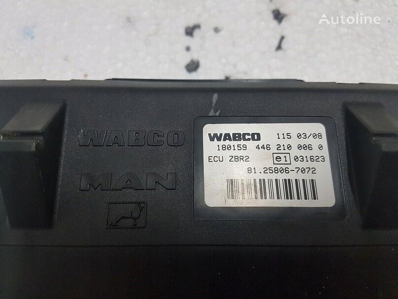 блок управления WABCO ECU ZBR2 (81.25806-7072) для коммерческого автомобиля MAN TGA TGS TGX