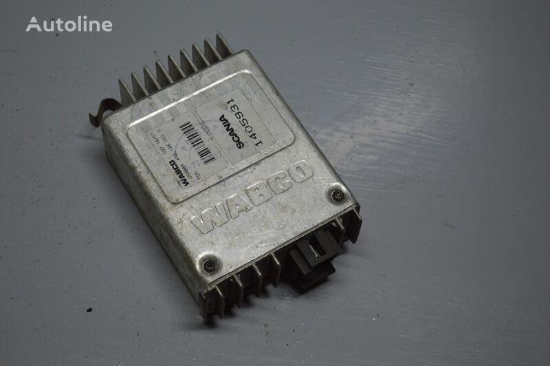 блок управления WABCO TDM для грузовика SCANIA 4-series 94/114/124/144/164 (1995-2004)
