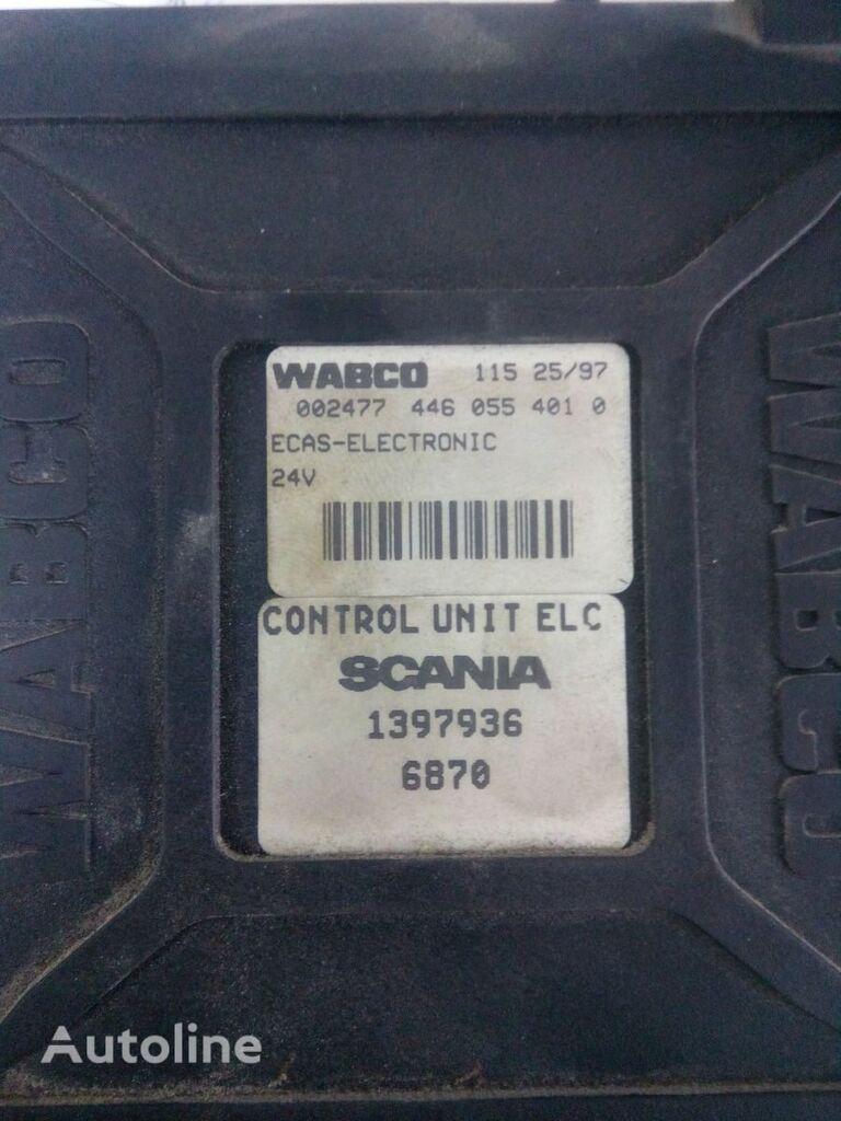 блок управления WABCO model ECAS control unit для тягача SCANIA 4 series, 124, 114
