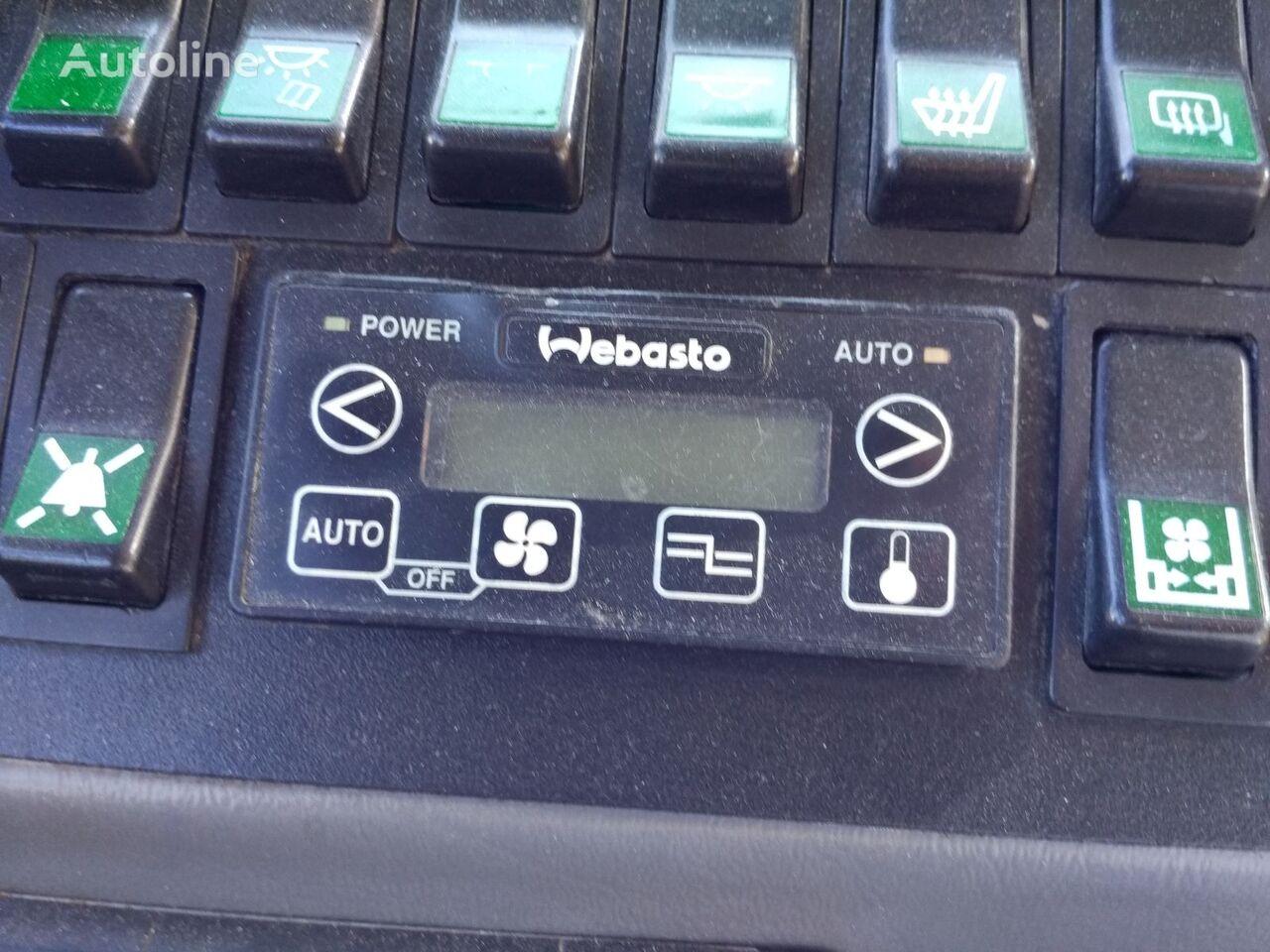 блок управления Webasto климат контролем для автобуса