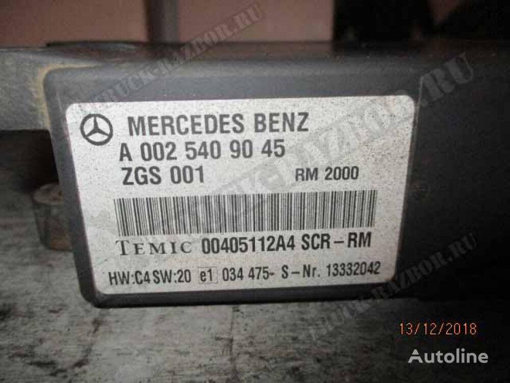 блок управления блок SCR (0025409045) для тягача MERCEDES-BENZ