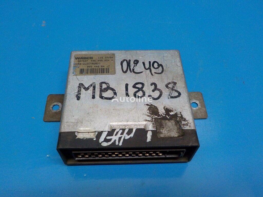 блок управления Блок электронный управления ECAS для грузовика