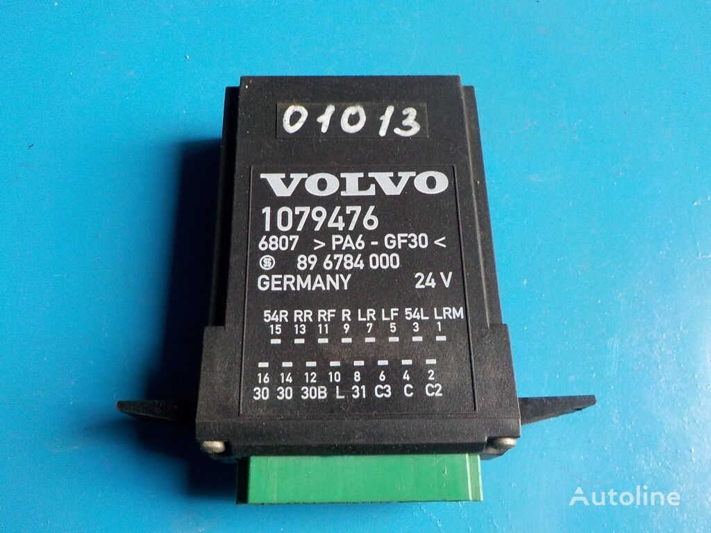 блок управления Блок указателя поворотов Volvo для грузовика