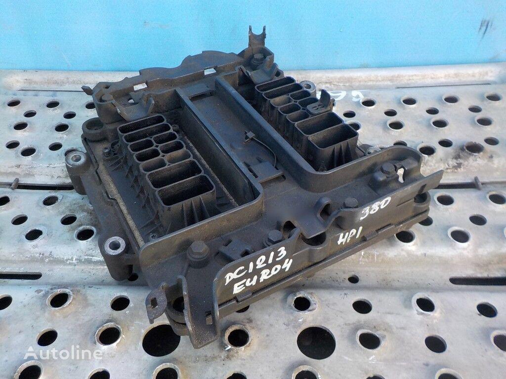 блок управления двигателем (ECU EMS) DC1213L01/ЕВРО4/380Л.С./HPI (Scania) для грузовика
