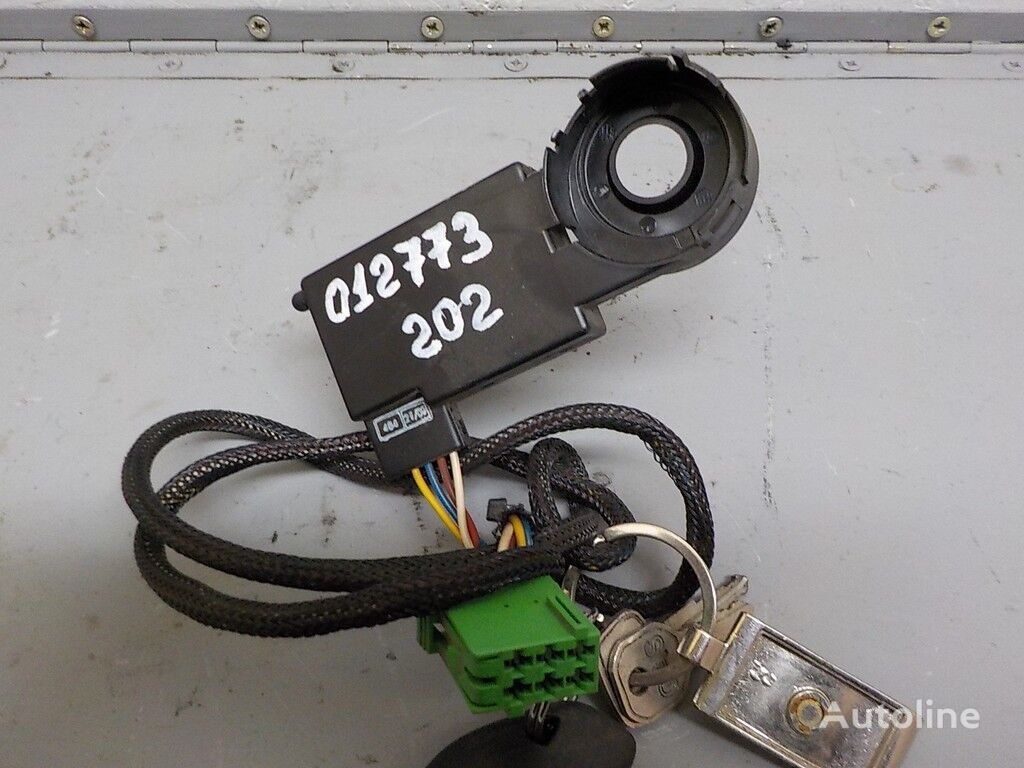 блок управления электронный иммобилайзера DAF для грузовика