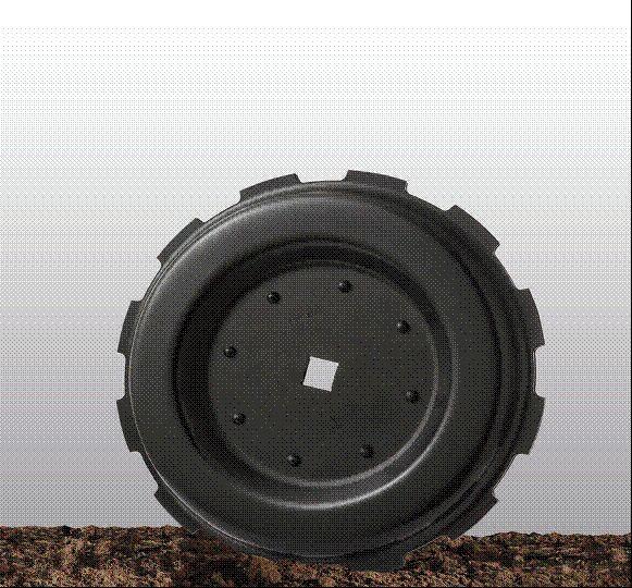 новый диск NIAUX для бороны