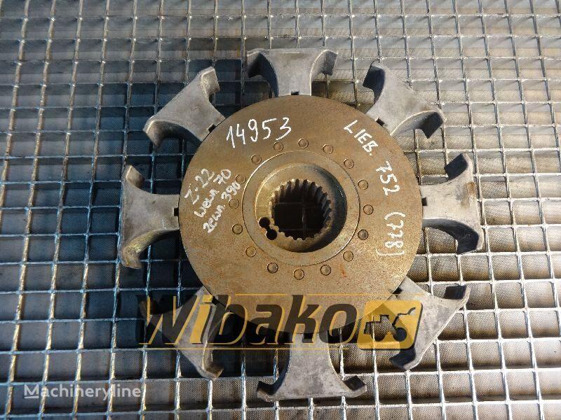 диск сцепления Coupling Liebherr 752 для другой спецтехники 752 (22/70/390)