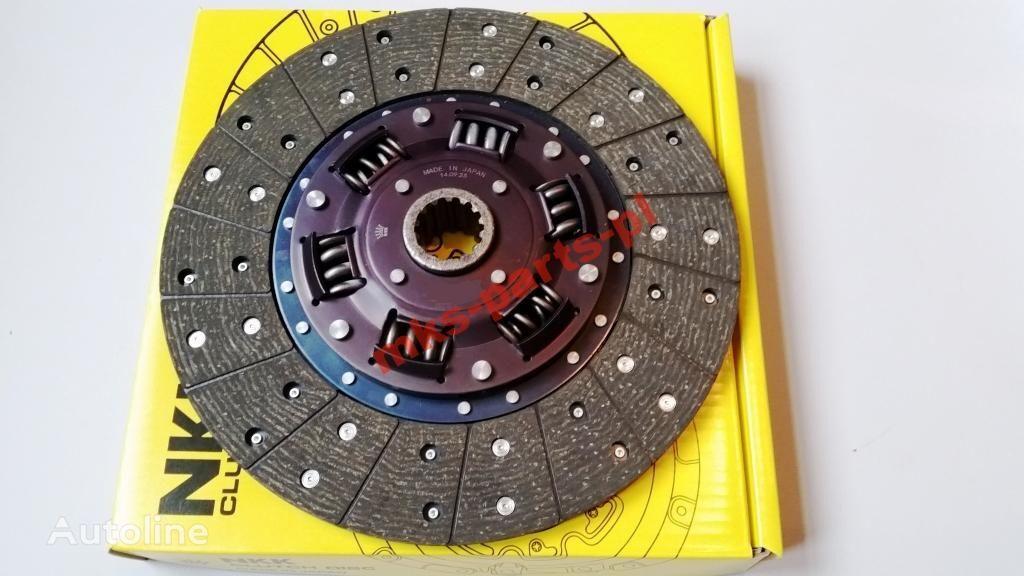 диск сцепления MITSUBISHI для грузовика MITSUBISHI CANTER 3.9 TD - SPRZĘGŁO - TARCZA