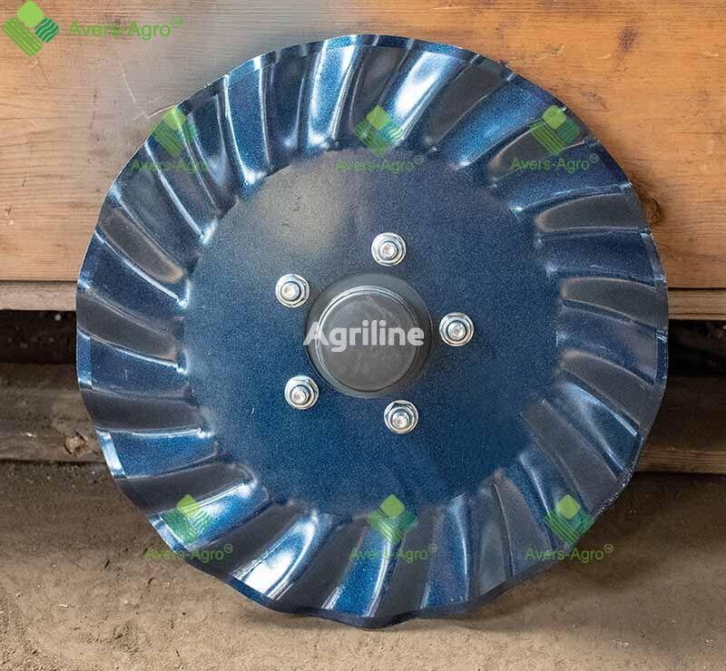 новый диск Турбо на борону ротационную в сборе для бороны