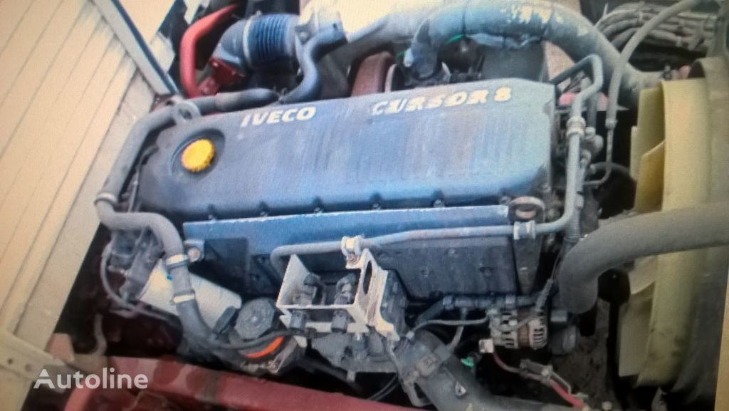 другая запчасть двигателя ДИФФУЗОР CURSOR 8 IVECO STRALIS Б/У Cursor 8 ДИФФУЗОР для грузовика IVECO STRALIS