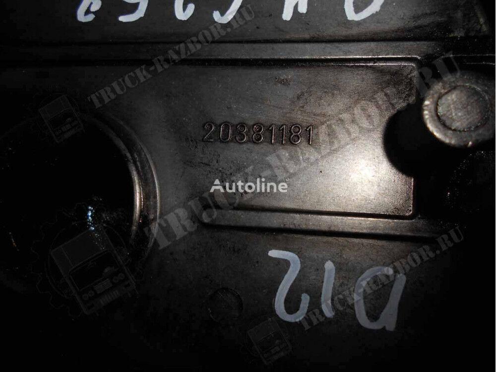 другая запчасть двигателя крышка ДВС, D12 для тягача VOLVO