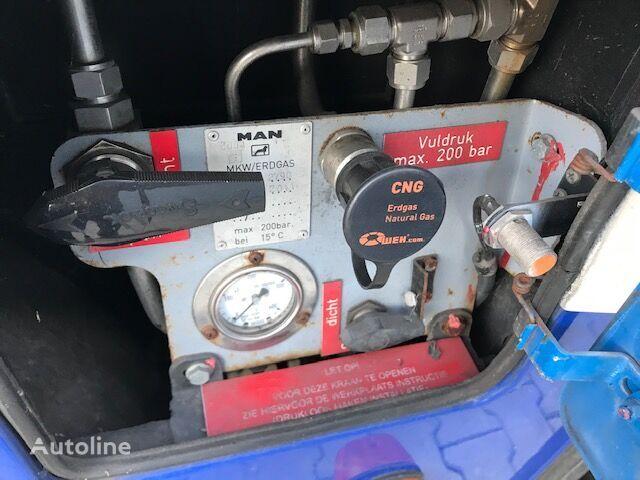 другая запчасть двигателя CNG  WMAA23ZZ28R005521 для автобуса MAN A23 A20 A21 Lions City