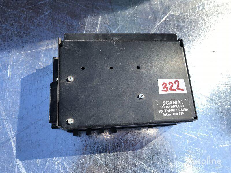 другая запчасть электрики Усилитель аудиосигнала SCANIA (1776764) для автобуса SCANIA 4-series