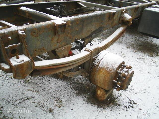 другая запчасть к ходовой кронштейн заднего стабилизатора для грузовика RENAULT midlum