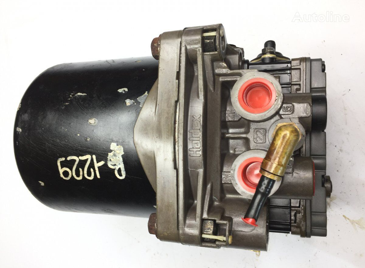 другая запчасть пневматики Air Dryer HALDEX для автобуса VOLVO B6/B7/B9/B10/B12/8500/8700/9700/9900 bus (1995-)