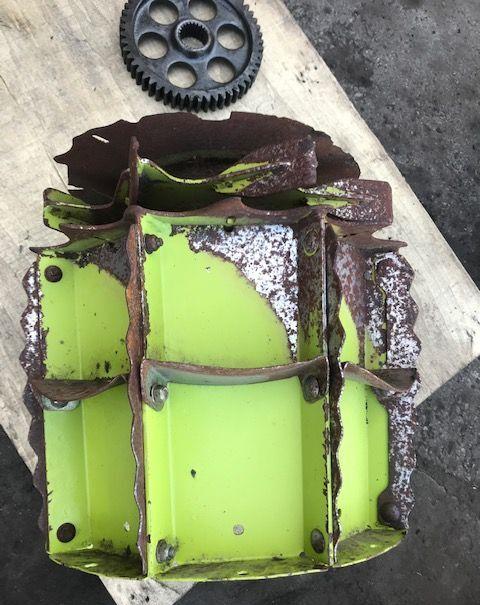 другие рабочие элементы Bęben Wciągający для жатки кукурузной CLAAS RU 450