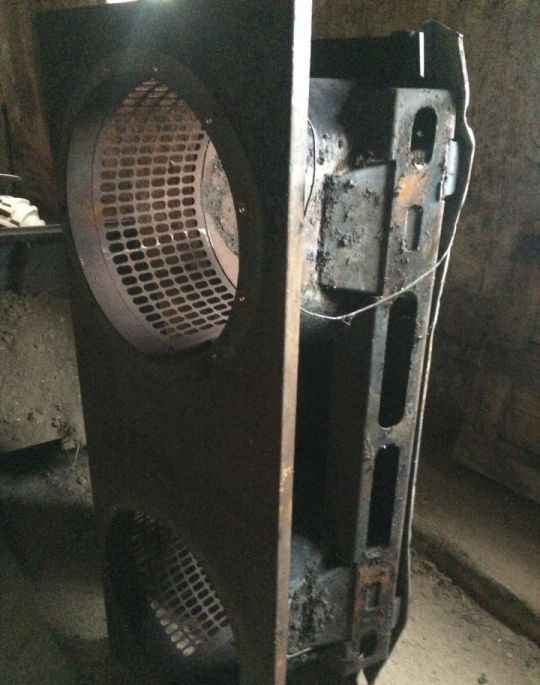 другие рабочие элементы kosze rotorów для зерноуборочного комбайна CLAAS lexion