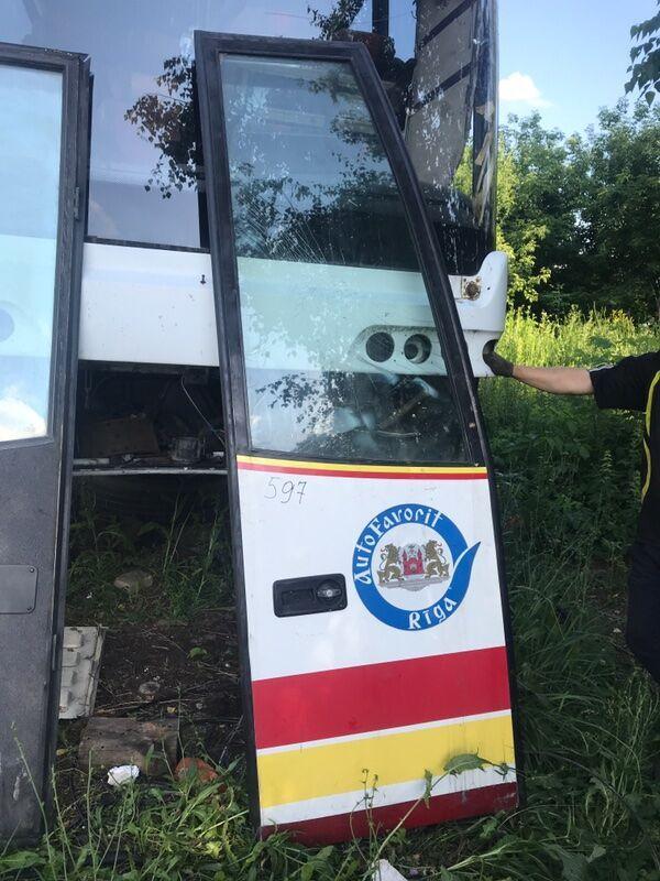 дверь для автобуса SETRA 3-series 315 HD