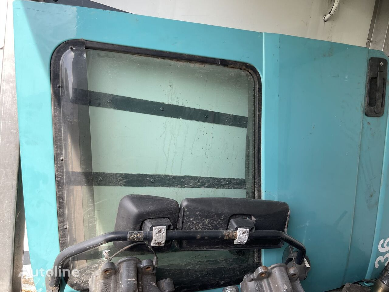 дверь для грузовика MERCEDES-BENZ ACTROS MP2-3