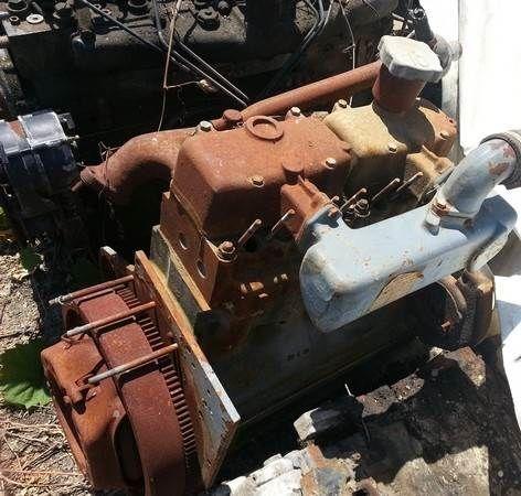 двигатель для трактора STEYR