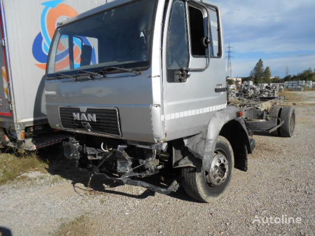 двигатель MAN 14.163 (D0824LFL09) для грузовика MAN 163