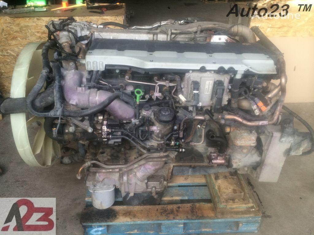 двигатель MAN D2676 Biturbo D26 (D2676LF) для грузовика MAN TGX