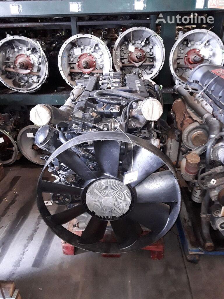 двигатель MAN D2876 LF12 для тягача