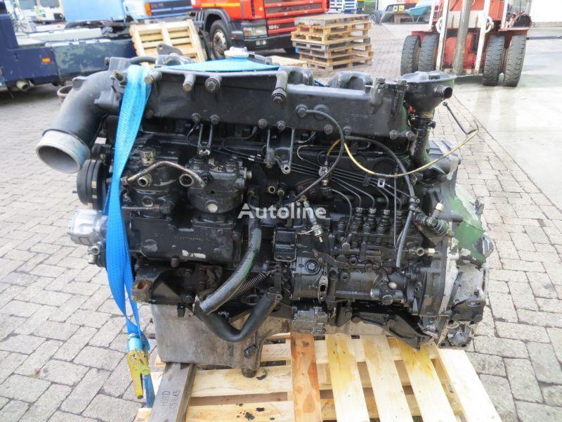 двигатель MAN engine MAN D2865LF06 5 cyl для грузовика MAN engine MAN D2865LF06 5 cyl