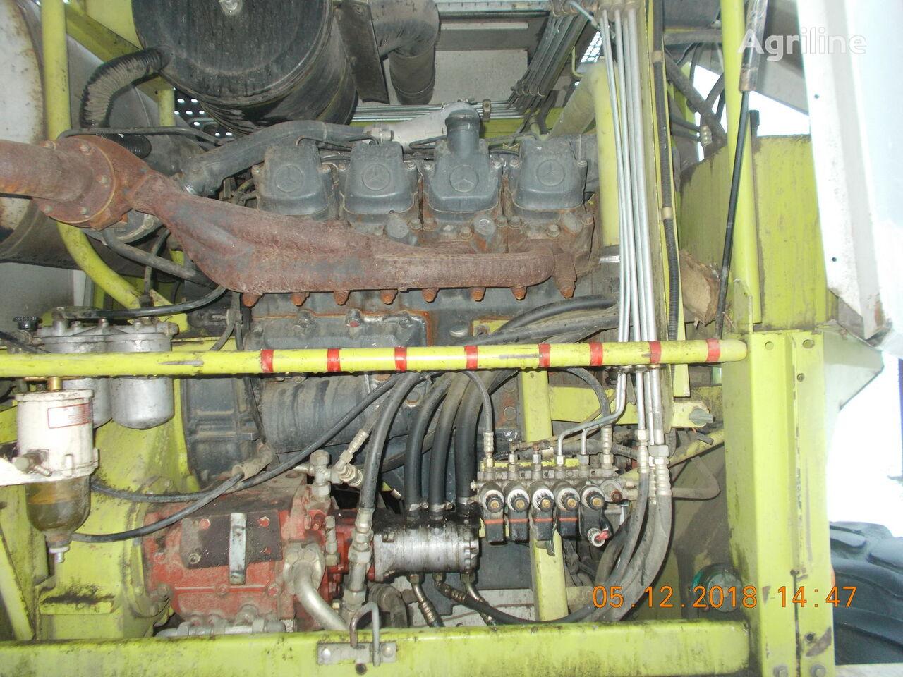 двигатель MERCEDES-BENZ OM 402 LA для зерноуборочного комбайна CLAAS Jaguar 840