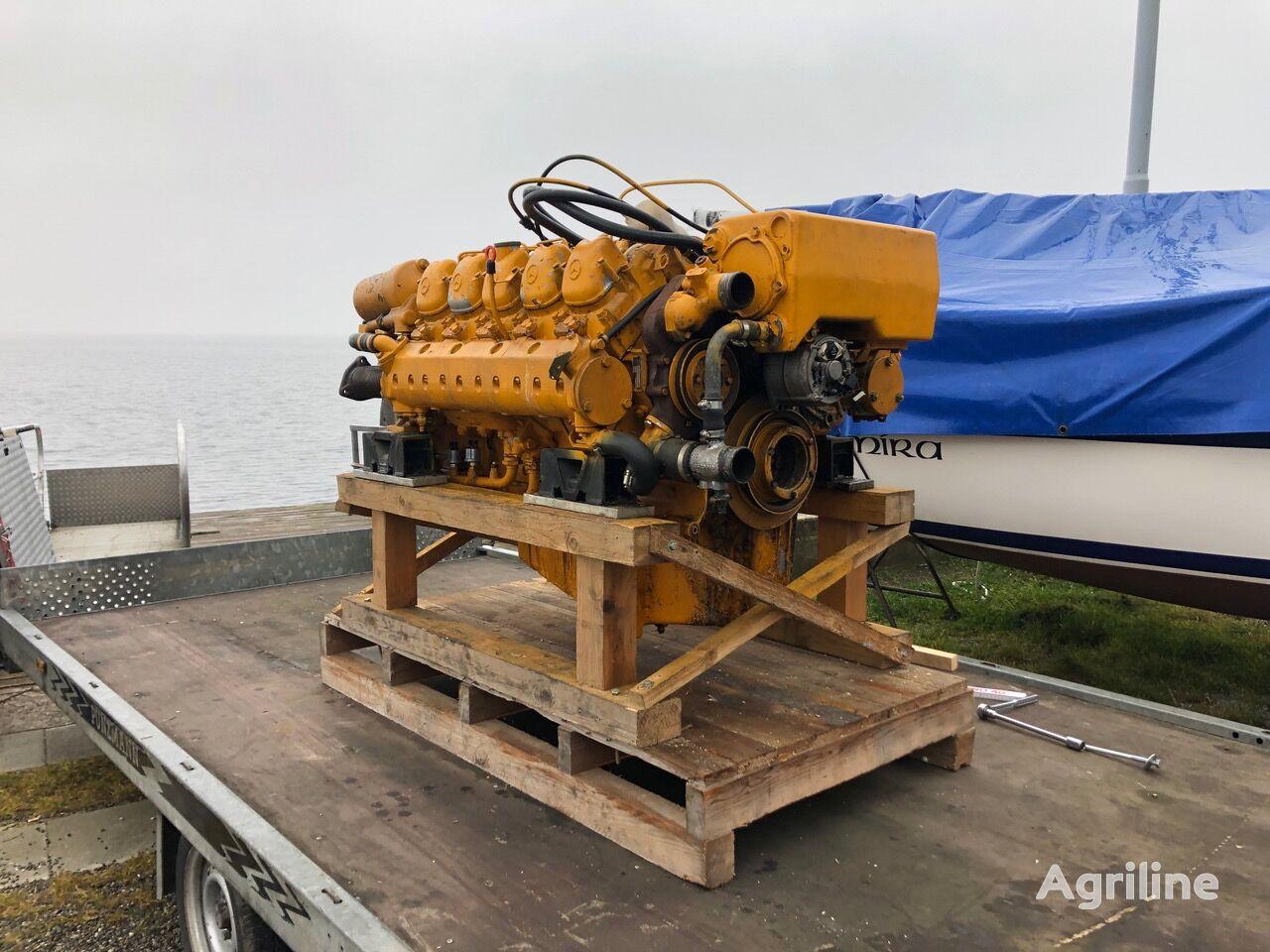 двигатель MERCEDES-BENZ OM 403 для зерноуборочного комбайна