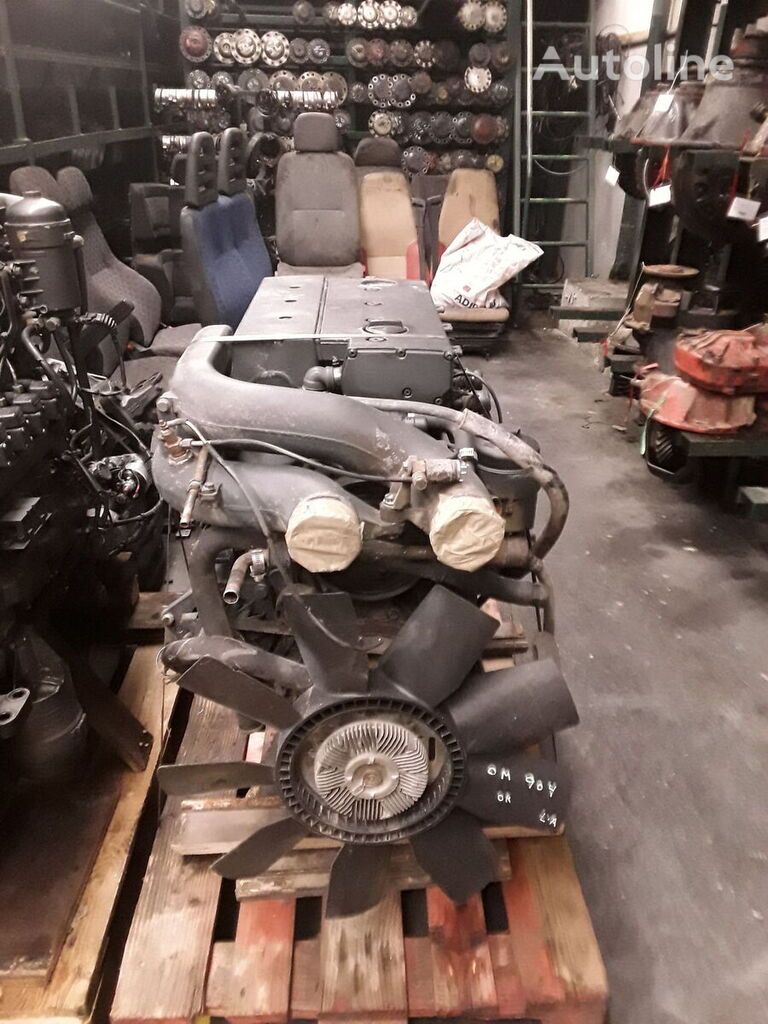 двигатель MERCEDES-BENZ OM904LA III/3 для тягача