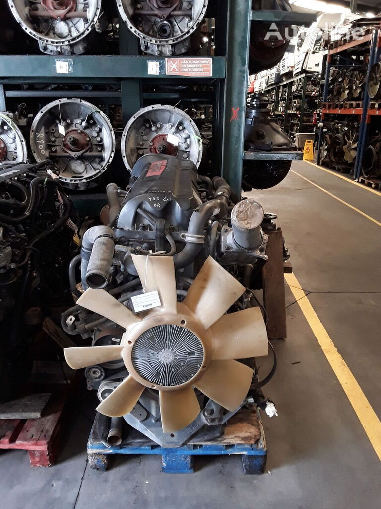 двигатель RENAULT DXI11 450 для тягача RENAULT