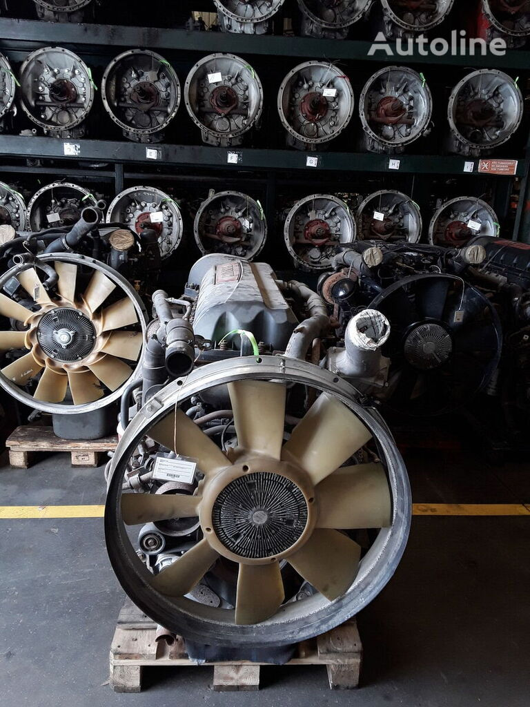 двигатель RENAULT DXI11 450-EC06 для тягача