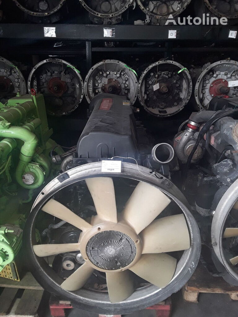 двигатель RENAULT DXI13 460 EC06 для тягача