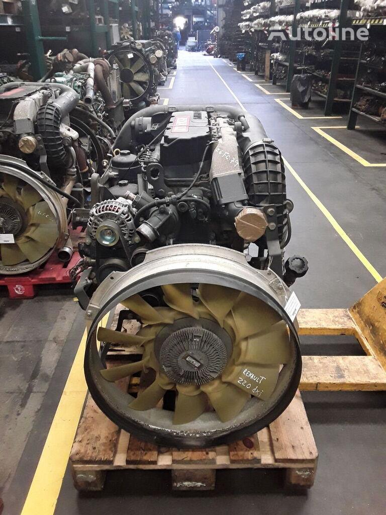 двигатель RENAULT DXi5 215-EC06 для тягача